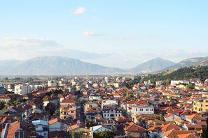 Szállás Korca, Albánia