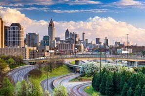 Szállás Atlanta, GA, Amerikai Egyesült Államok