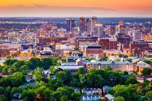 Szállás Birmingham, AL, Amerikai Egyesült Államok