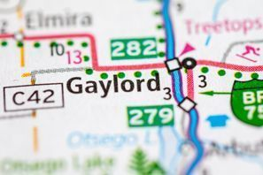 Szállás Gaylord, MI, Amerikai Egyesült Államok