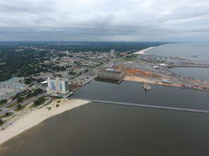 Szállás Gulfport, MS, Amerikai Egyesült Államok