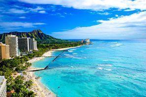 Szállás Hawaii - Oahu Island, HI, Amerikai Egyesült Államok