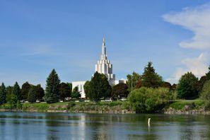 Szállás Idaho Falls, ID, Amerikai Egyesült Államok