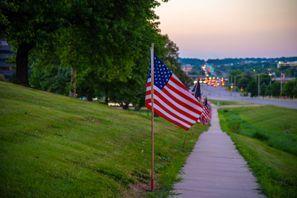 Szállás Independence, KS, Amerikai Egyesült Államok