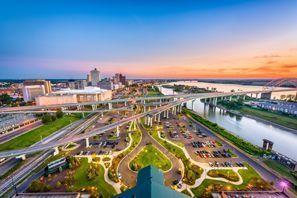 Szállás Memphis, TN, Amerikai Egyesült Államok