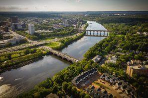 Szállás New Brunswick, NJ, Amerikai Egyesült Államok