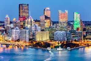 Szállás Pittsburg, Amerikai Egyesült Államok