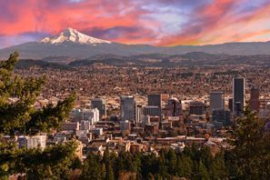 Szállás Portland, OR, Amerikai Egyesült Államok