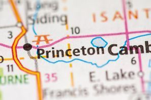 Szállás Princeton, MN, Amerikai Egyesült Államok