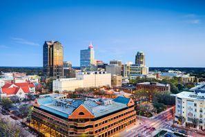 Szállás Raleigh, NC, Amerikai Egyesült Államok