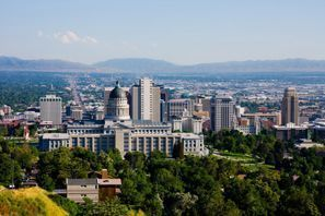 Szállás Salt Lake City, UT, Amerikai Egyesült Államok