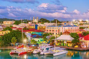 Szállás St. Johns, Antigua