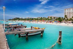 Szállás Palm Beach, Aruba