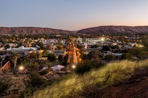 Szállás Alice Springs, Ausztrália