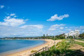 Szállás Avalon, Ausztrália