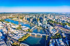 Szállás Brisbane, Ausztrália