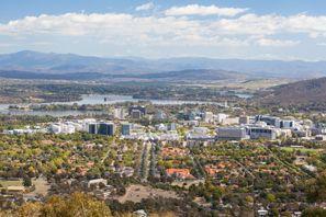 Szállás Canberra, Ausztrália