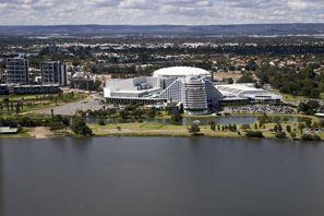Szállás Casino, Ausztrália