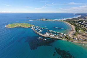 Szállás Coffs Harbour, Ausztrália