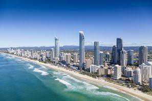 Szállás Gold Coast, Ausztrália