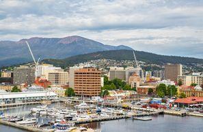 Szállás Hobart, Ausztrália