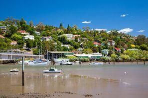 Szállás Launceston, Ausztrália