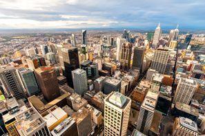 Szállás Melbourne, Ausztrália