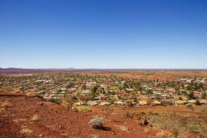 Szállás Newman, Ausztrália