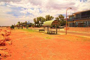 Szállás Onslow, Ausztrália