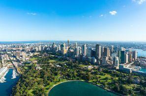 Szállás Parramatta, Ausztrália