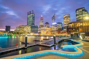 Szállás Perth, Ausztrália