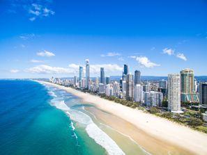 Szállás Surfers Paradise, Ausztrália