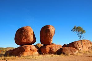 Szállás Tennant Creek, Ausztrália