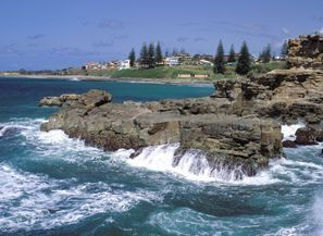Szállás Yamba, Ausztrália
