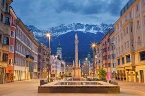 Szállás Innsbruck, Ausztria