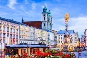 Szállás Linz, Ausztria