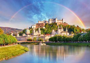 Szállás Salzburg, Ausztria