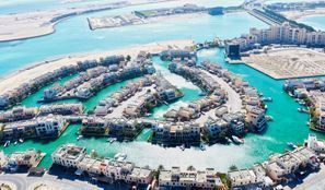 Szállás Amwaj Island, Bahrein