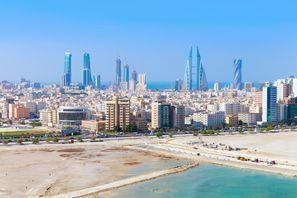 Szállás Bahrain, Bahrein