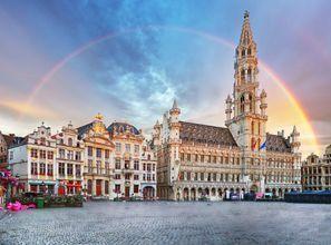 Szállás Brüsszel, Belgium