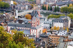 Szállás Liege, Belgium