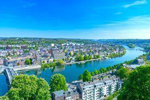 Szállás Namur, Belgium