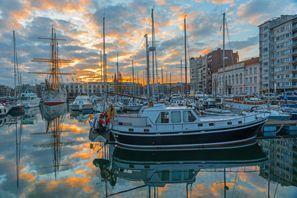Szállás Oostendee, Belgium