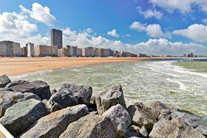 Szállás Ostend, Belgium