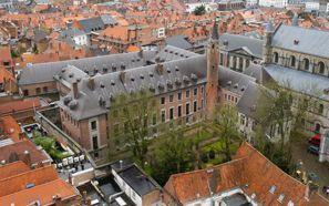 Szállás Tournai, Belgium