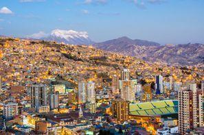 Szállás La Paz, Bolívia