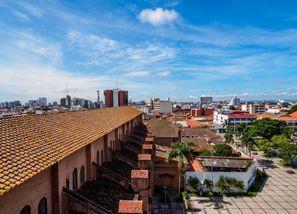 Szállás Santa Cruz, Bolívia