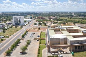 Szállás Gaborone, Botswana