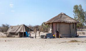Szállás Maun, Botswana