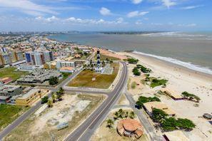 Szállás Aracaju, Brazília